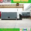 2ton中国の専門木によって発射される生物量の燃料のボイラー水平の蒸気ボイラ