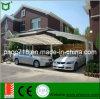 Nuovo Carport di alluminio americano standard di vetratura doppia di Schang-Hai Pnoc