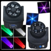 6PCS 15W 4in1 Bee Eyes Moving Head СИД Effect Light