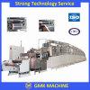 Machine unique de dispositif d'enduction de boue d'émoulage verticale de cathode