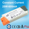 TUV/Ce/CB/EMC/SAA Certificateの25With600mA Constant Current LED Driver