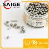 Fábrica de China del proceso de fabricación de la bola de acero