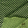 Jacquard Single Knit DOT Fabric (#UKT25605)