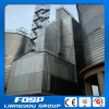 Silo de aço galvanizado capacidade personalizado do armazenamento