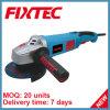 O moedor de ângulo elétrico de Fixtec 750W 115mm comuta a máquina