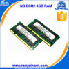 Ett Chips DDR2 4GB 800MHz So-DIMM RAM