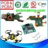 2 of 4 van PCB Lagen van de Module van de Assemblage PCBA voor Persoonlijke Hommel, het Voertuig van de Lucht dat door de Eenheden van het Verre, Telecontrol Apparaat wordt gecontroleerd