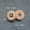 кнопка высокого качества 4-Hole пластичная для одежды (HD2011-16)