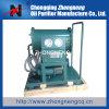 Unidade portátil de limpeza de óleo combustível; Planta de purificação de coalescência de óleo e separação