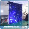 A iluminação profissional do estágio drapeja  Luz nova da cortina do diodo emissor de luz