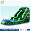 Juguetes inflables del parque del agua, diapositiva de agua inflable con la piscina