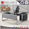 (NS-GD008) 현대 유리제 행정실 책상