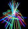 선전용 선물을%s 유연한 다채로운 놀 지팡이 빛 지팡이