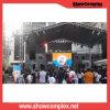 Tablilla de anuncios al aire libre de LED P4 para el concierto