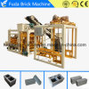 機械を作るQt4-25自動具体的な空のブロック
