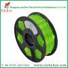 Filamento verde de la impresión 3D del T-Vidrio 3.0m m PETG para la impresora 3D