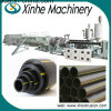 HDPE de Plastic Extruder die van de Pijp van het Gas de Lopende band van de Machine maken