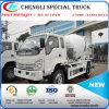 4cubic Mixer van de Vrachtwagen van het Gebruik van de Installatie van de meter de Concrete Concrete