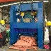 Máquina de estaca automática hidráulica da guilhotina da placa de cobre