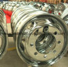 Roue en aluminium modifiée, RIM en aluminium (19.5X6.75) pour la remorque et camion