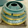 Placa de Symons de triturador de cone de alto desempenho hidráulico