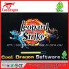 Máquina de juego video de arcada de la caza experta de los pescados de la huelga del tigre de Fish Games los E.E.U.U. del software fresco del dragón