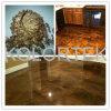 金属Pearlescent床の壁は顔料をタイルを張る
