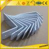 Perfil del aluminio del surtidor 6063 de la fábrica con el proceso profundo del CNC