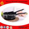 Utensilios de cocina de la cuchara del esmalte de 1 cuarto de galón/crisol común de Sunboat Suctomized