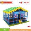 El parque evaluado modificado para requisitos particulares de la diversión de los niños del surtidor que vende el trampolín se utiliza en (HD16-224C)