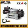 4X4 fora do guincho elétrico resistente do cilindro de cabo da estrada 18000lbs