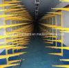Soporte de alta resistencia ligero del corchete de cable de la fibra de vidrio de FRP GRP