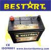 12V45ah gedichtete wartungsfreie Autobatterie Bci Selbstbatterie 51r