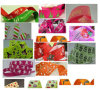 Förderung-Geschenk-Weihnachtstageshalloween-Satin-Farbband gedruckt
