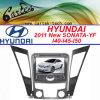 Coche especial DVD para la nueva sonata de Hyundai I40/I45/I50/YF/2011 (CT2D-SHY2)