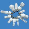 Lámpara ahorro de energía