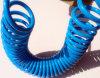 Nylon PU PE Bobine et Sprial tuyau d'air