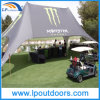 16X21m Custom Printed Advertizing Trade Show Display Star Shade Tent