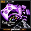 Chrome Shell caso de habitação Peças controlador de substituição para Xbox360 Xbox 360