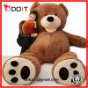 7ft Enorme pelúcia sentada gigante Teddy Bear com material macio