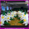 Corrente de flor inflável da decoração inflável gigante da flor para a decoração do casamento