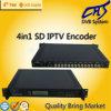 MPEG-2& H. 264 Kodierer des multicast-IPTV (HT101-15)
