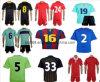 Fußball Jersey, Fußball Jersey, Sport Jersey, grünes Jersey, Streifen Jersey