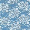 Ткань шнурка нижнего белья жаккарда флористическая (310#)