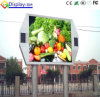 Pantalla de visualización a todo color al aire libre de LED de la fábrica P8 de China