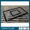 3 - 6 vidro endurecido/Tempered milímetros de impressão do Silk-Screen