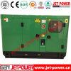 Портативный генератор двигателя дизеля 30kw генератора звукоизоляционный тепловозный