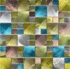 Spezieller Entwurfs-Aluminiummetallmosaik-Fliese für Wand-Fliese (FYL017)