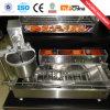 Filhós quente da máquina de enchimento da filhós do Sell que faz a maquinaria