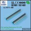 коллектор Pin PCB 2*40pin мыжской горизонтальный SMT 2.0mm